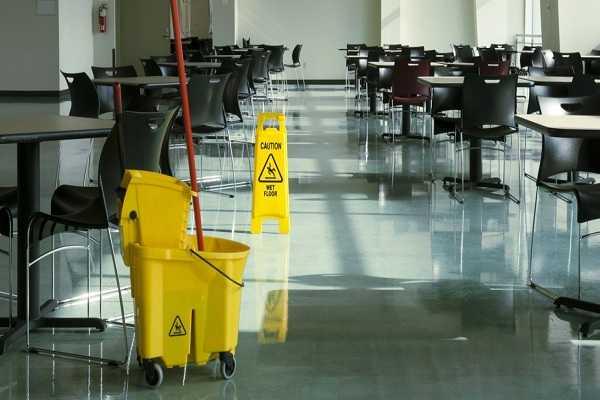 Профессиональная уборка помещений и офисов