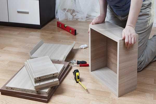 Сборка мебели из Икеа (Ikea)