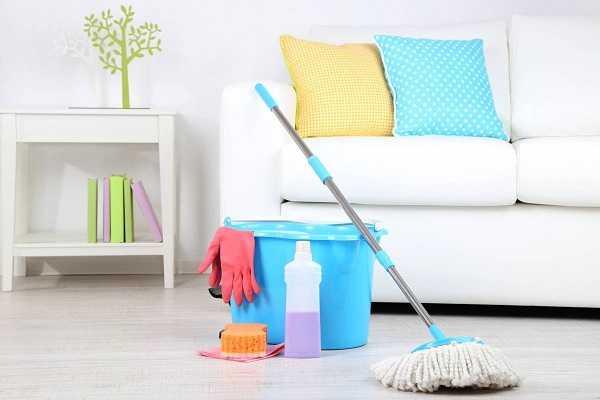 Заказ уборщицы на дом